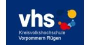 Kreisvolkshochschule Vorpommern-Rügen