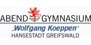 """Abendgymnasium """"Wolfgang Koeppen"""" der Hansestadt Greifswald"""
