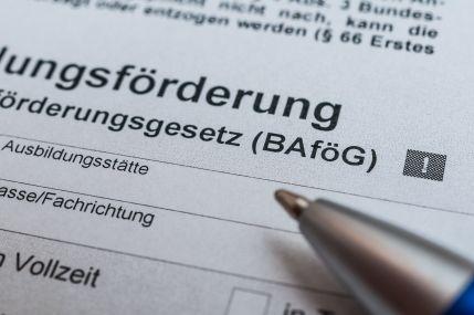 Antragsformular BAföG