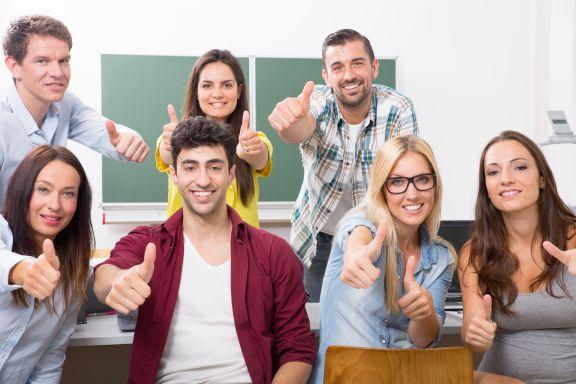 Erfolgreiche Absolventen