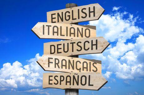 Wegweiser Sprachen