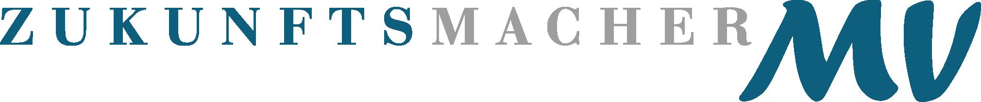 Logo zu Zukunfstsmacher MV