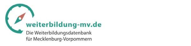 Logo: Weiterbildungsdatenbank Mecklenburg-Vorpommern BILDUNGSNETZ M-V